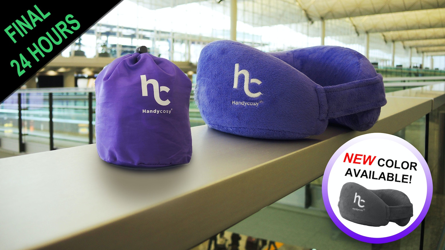 HANDYCOSY Travel Pillow: Your Best Travel Buddy by ...