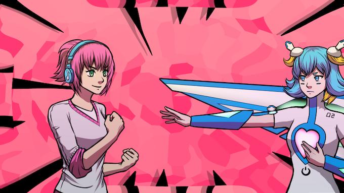 (Proper pose for decisive battles)