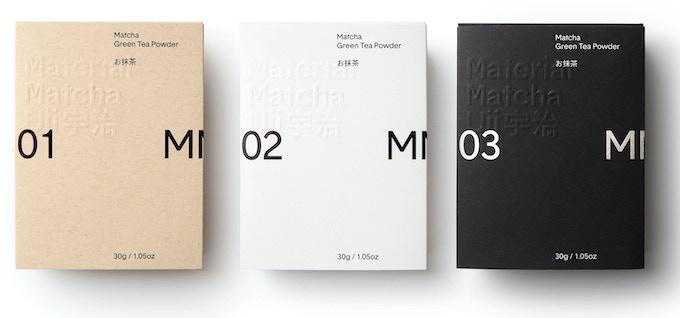 Our 3 Blends: MMU01, MMU02, and MMU03