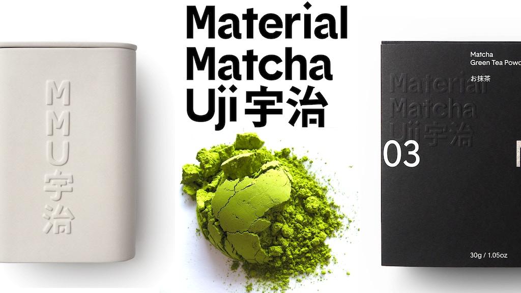 Rare Craft Matcha Green Tea from Japan project video thumbnail