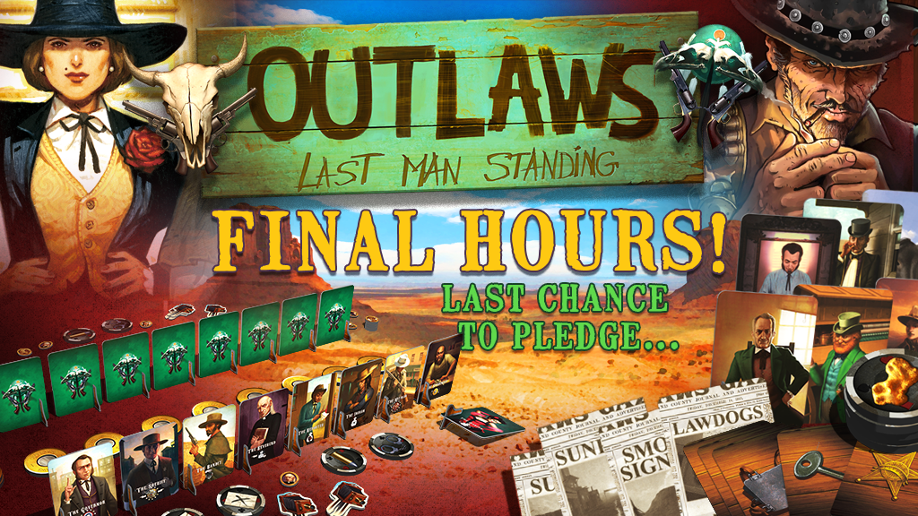 Outlaws: Last Man Standing project video thumbnail