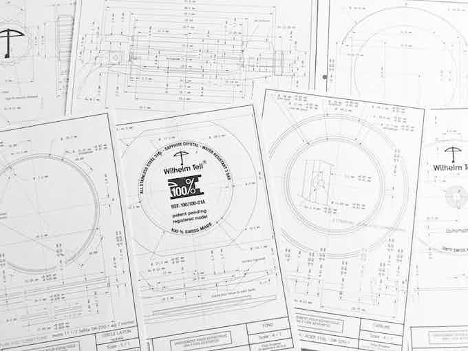 Dossier de plans techniques / Technical drawings