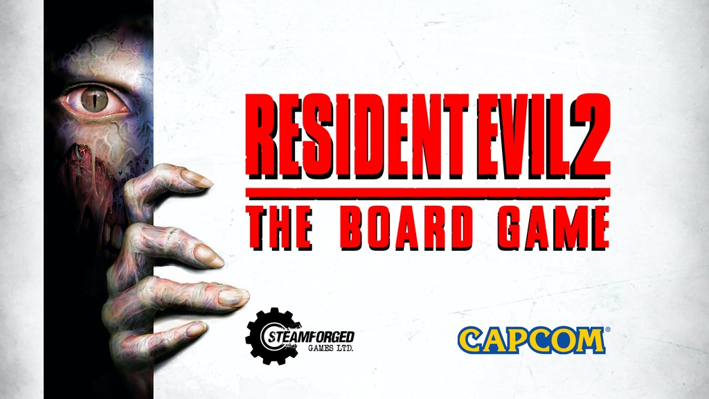 Resident Evil™ 2 - The Board Game project video thumbnail
