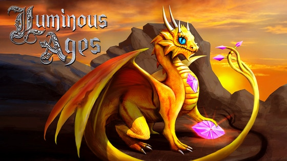 Luminous Ages a Dragon Comic #1-3 & Fantasy Commissions!