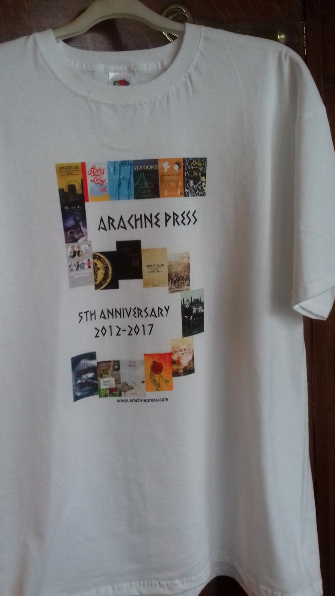 5th anniversary t shirt