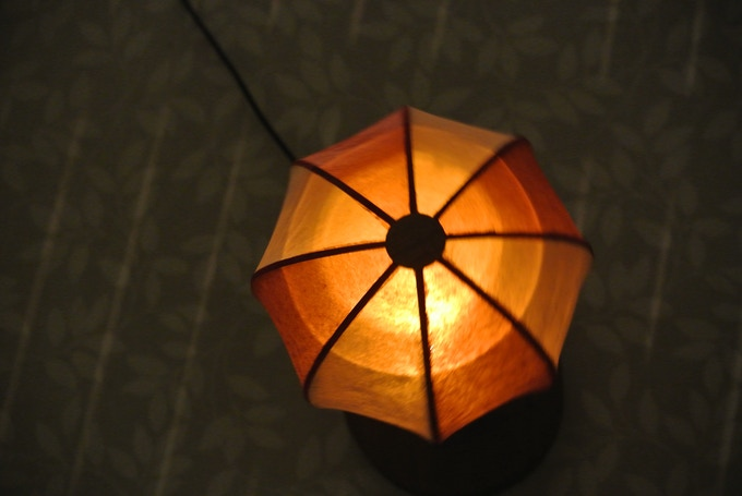 Making a great night light, Float is designed for all ages