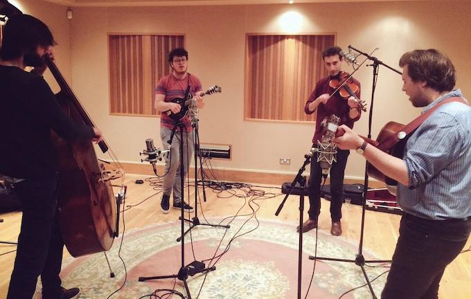 Blast Recording Studio in August 2017.