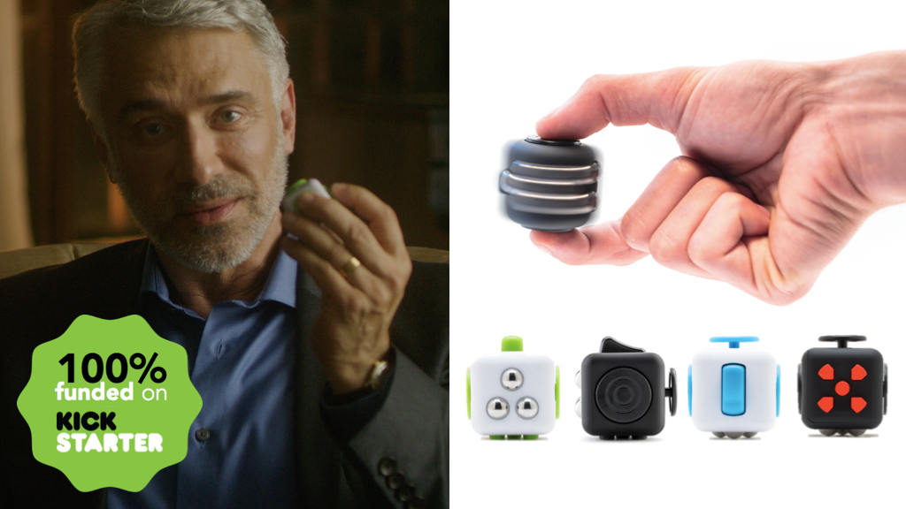 Spinner Cube - A Revolution In Fidgeting project video thumbnail