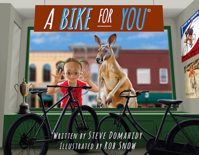 A Bike For You Cover!!!
