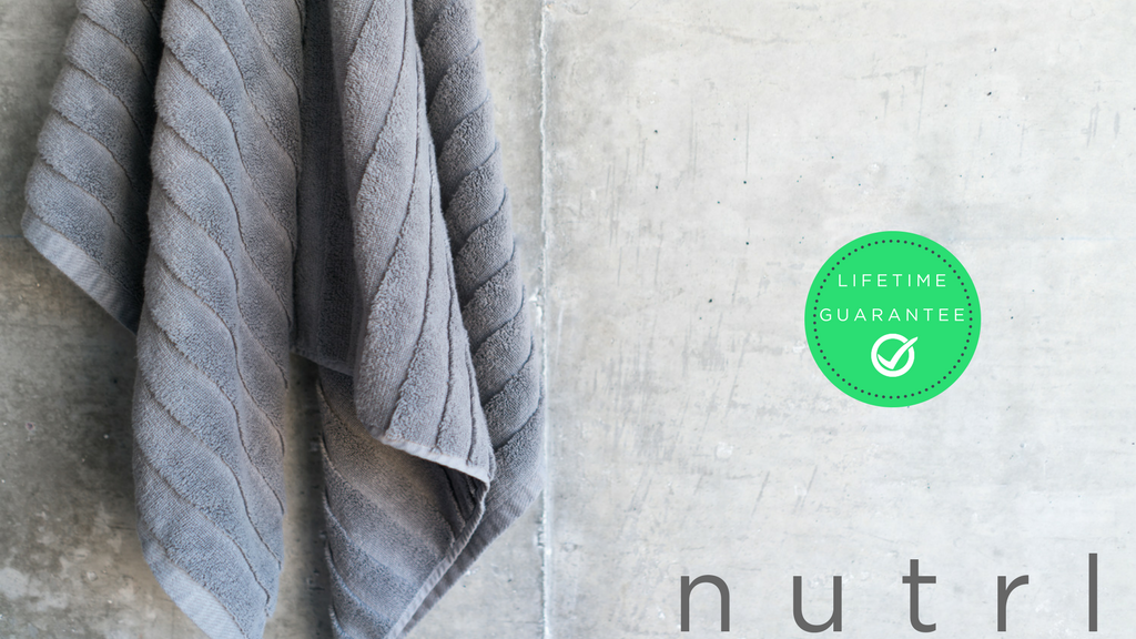 Nutrl   Fresh Bath Towels Made with Silver project video thumbnail