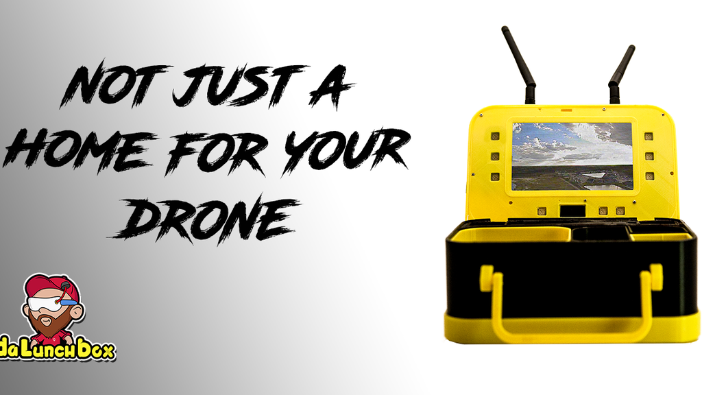 Da Lunchbox - The Ultimate FPV Experience by LunchboxFPV project video thumbnail
