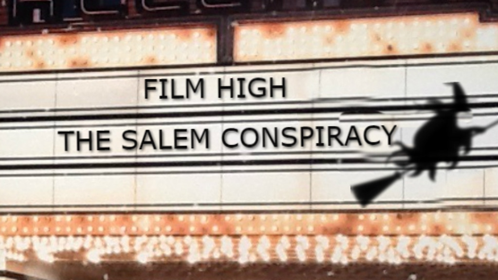Film High - A Middle Grade Adventure Series