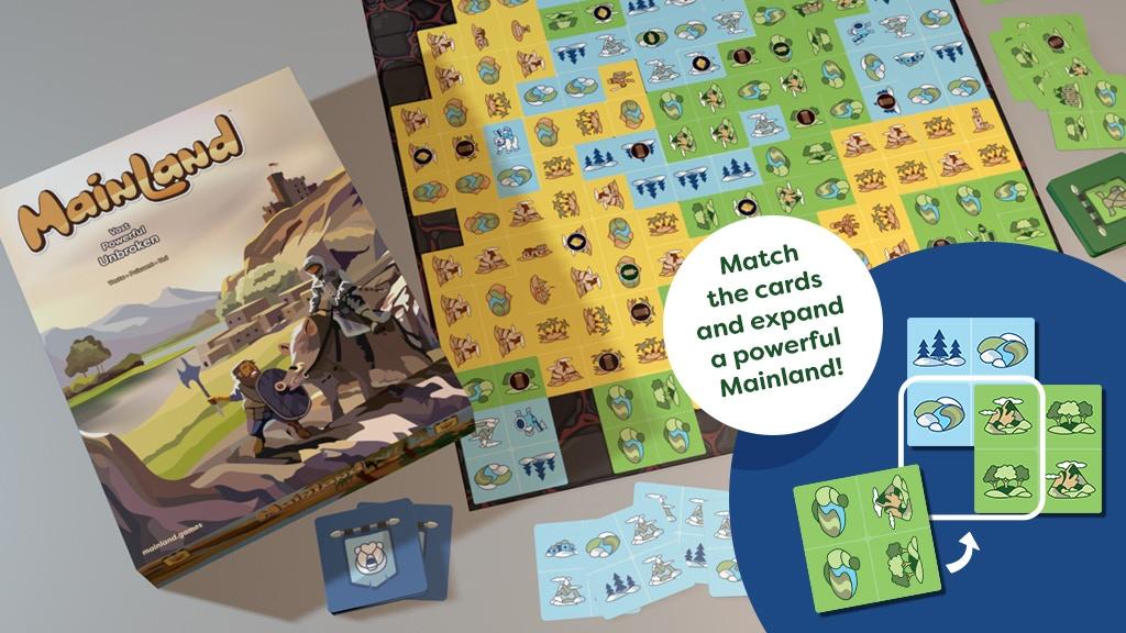 Mainland project video thumbnail