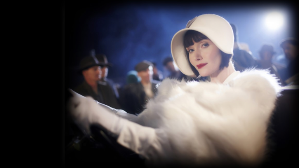 Miss Fisher the Movie project video thumbnail