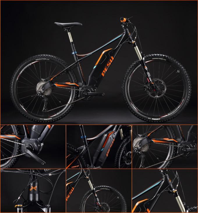 PESU - the world's fastest electric mountain bikes by PESU — Kickstarter