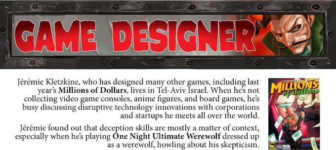Werebeasts by Bezier Games — Kickstarter