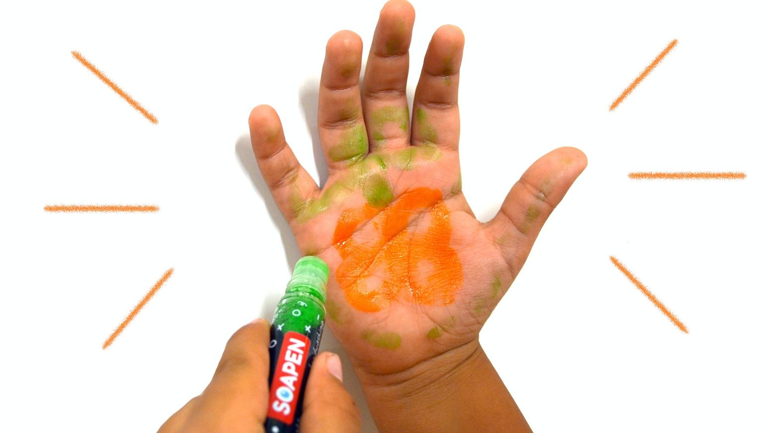 Soapen The Soap Kids Love To Use By Team Soapen Kickstarter