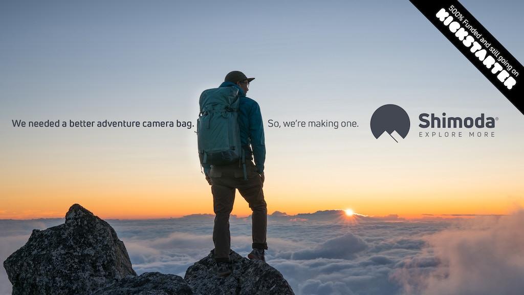 Shimoda Adventure Camera Bags project video thumbnail