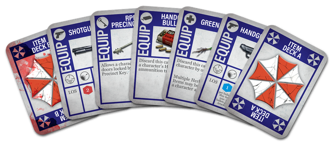 Resident Evil™ 2 - The Board Game by Steamforged Games Ltd