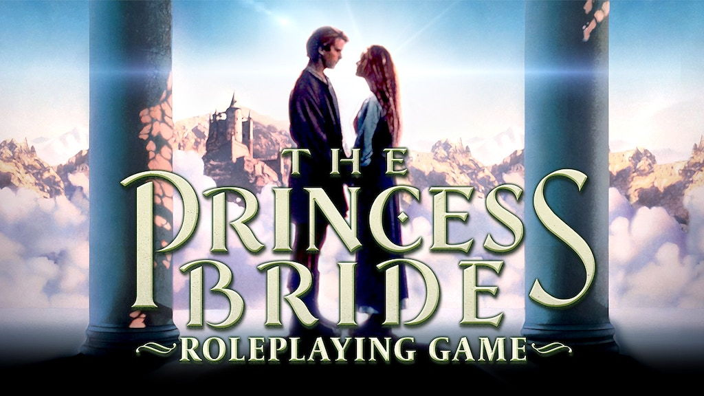 The Princess Bride Roleplaying Game project video thumbnail