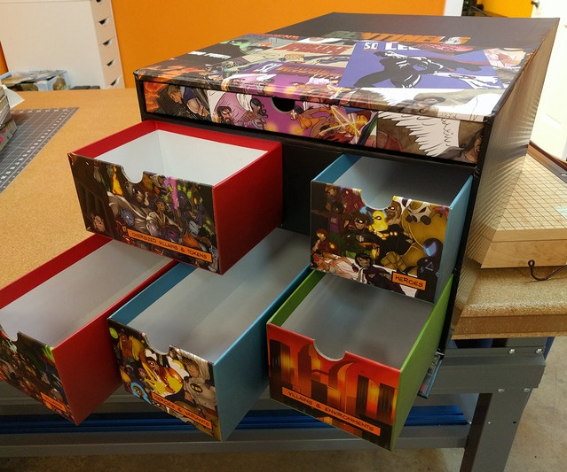 sentinels of the multiverse oblivaeon by greaterthangames post gen con and pax and some. Black Bedroom Furniture Sets. Home Design Ideas