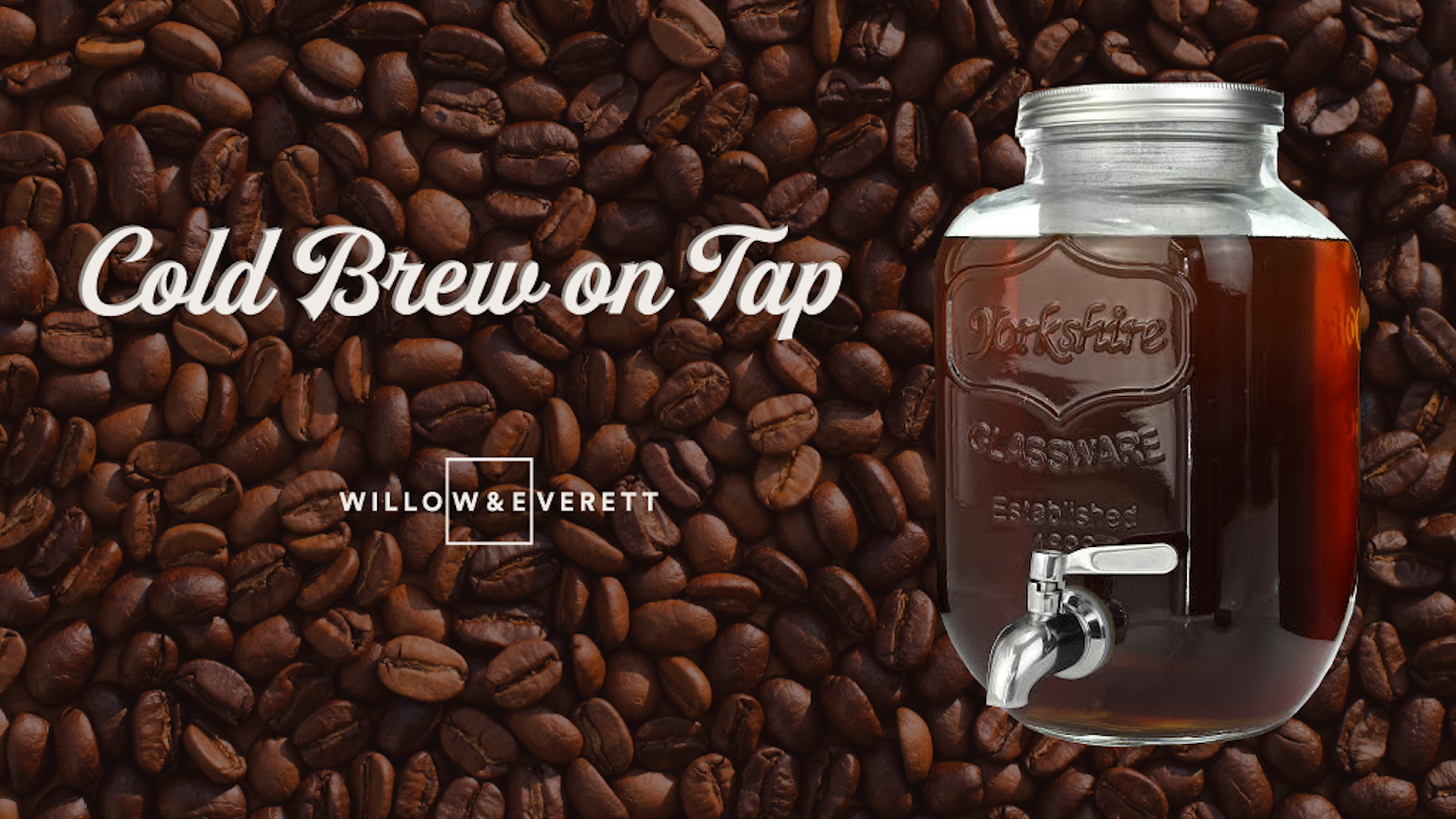 Image result for Cold Brew on Tap 2.0