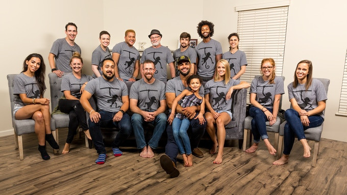 The Hanga Team
