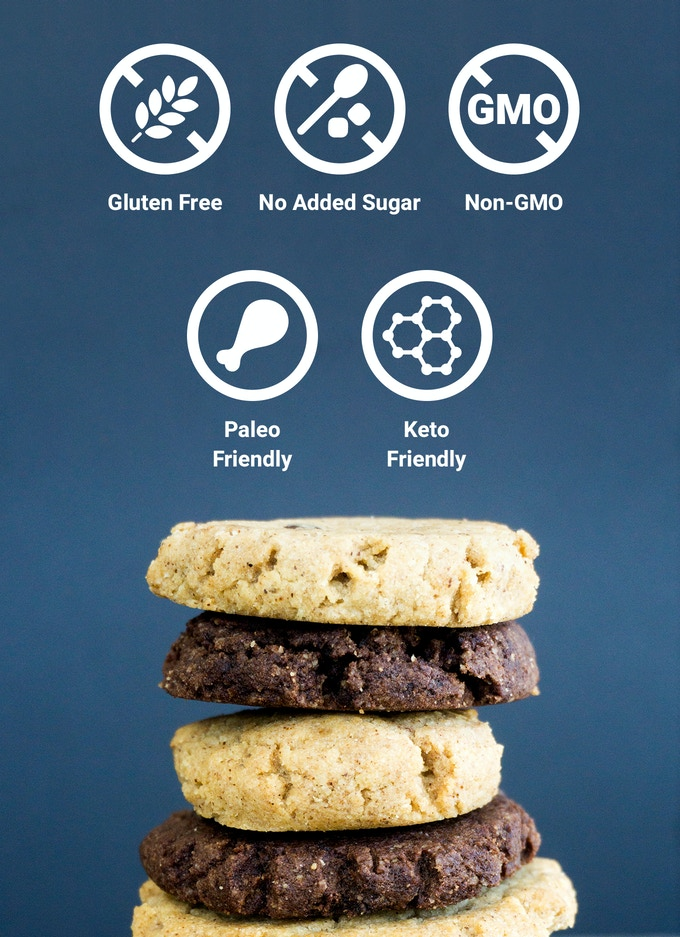 Keto Kookie The World S Best Tasting Low Carb Cookie By