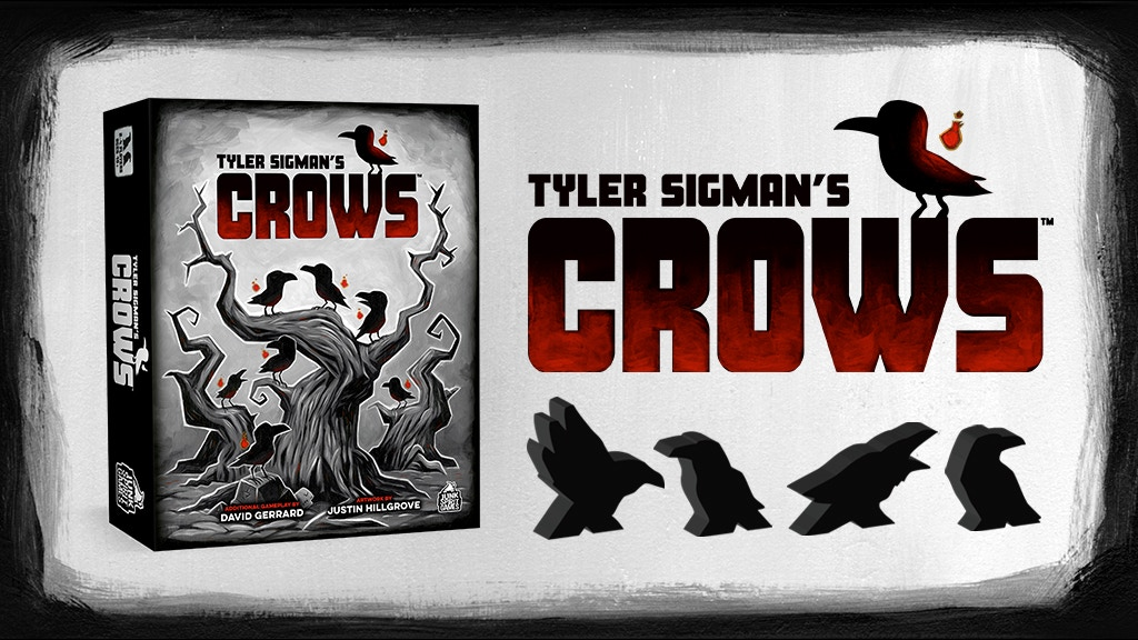 Tyler Sigman's Crows project video thumbnail