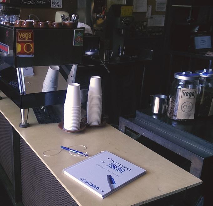 Vega Coffee, Folsom St, San Francisco (@vegacoffeesf)