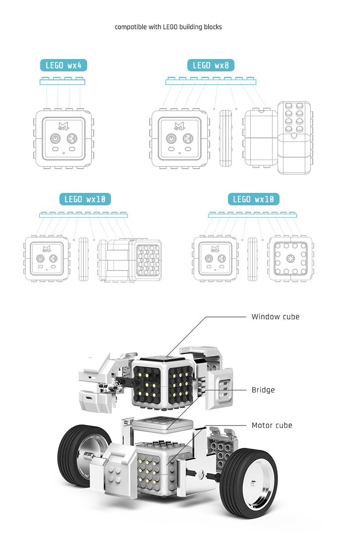 Building Blocks + Maunzi sample images