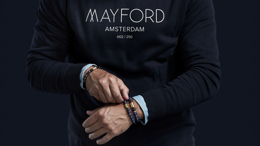 Mayford Amsterdam project video thumbnail