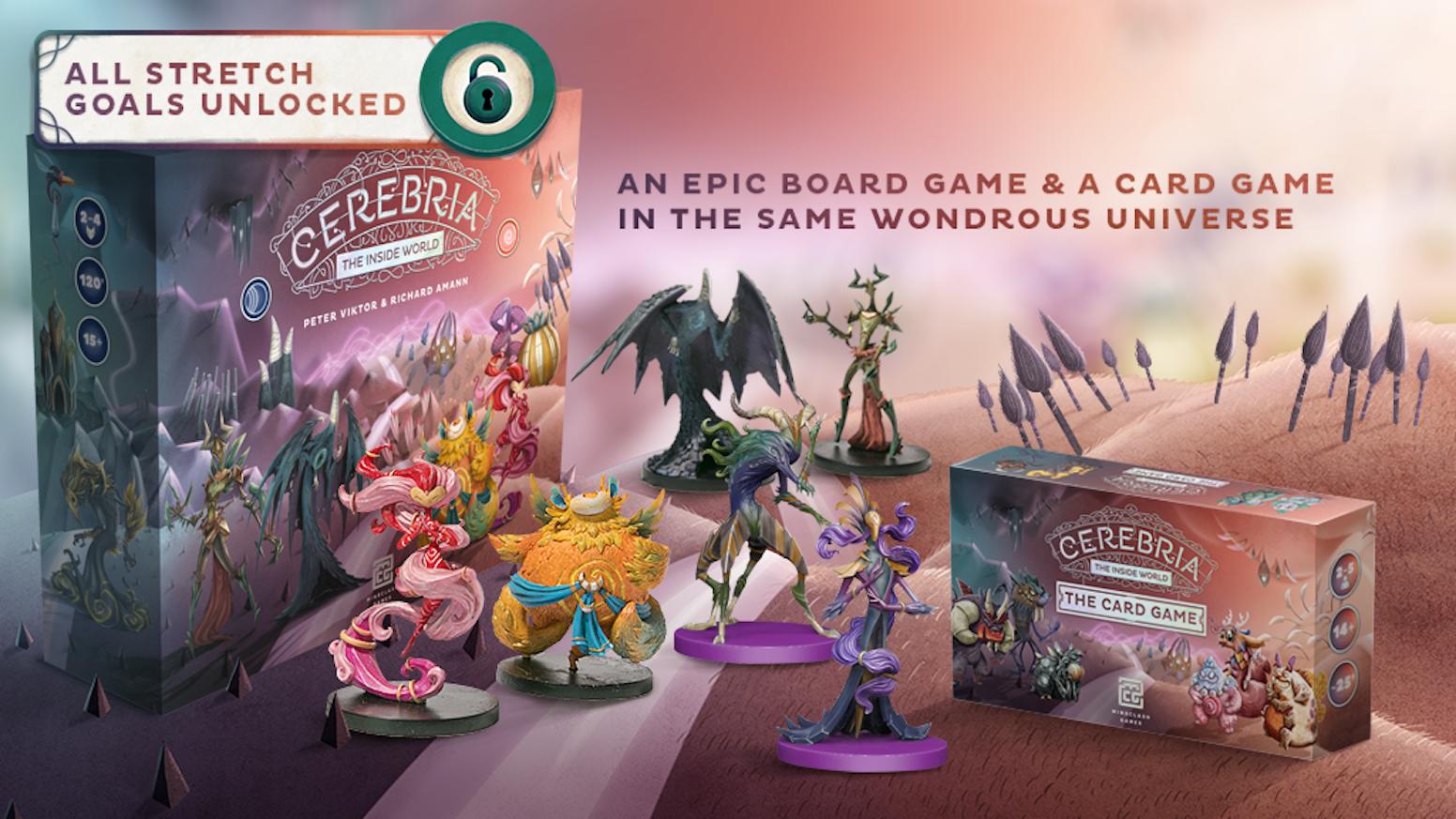 cerebria the inside world by mindclash games kickstarter
