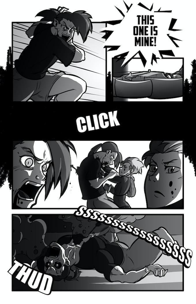 Alex Priest #1 Page 4