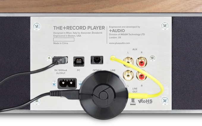 Easily connect your favorite streaming or voice assistant device