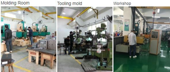 Identified Factory in China
