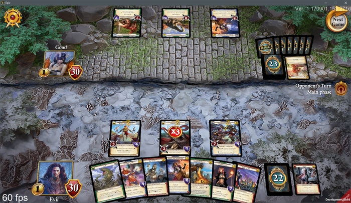 Epic Digital Card Game by Robert Dougherty » App Update
