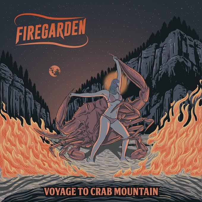 Firegarden - Voyage to Crab Mountain