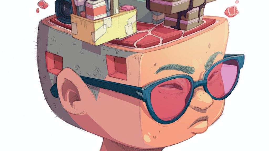 FULL BLEED: The Comics & Culture Quarterly project video thumbnail