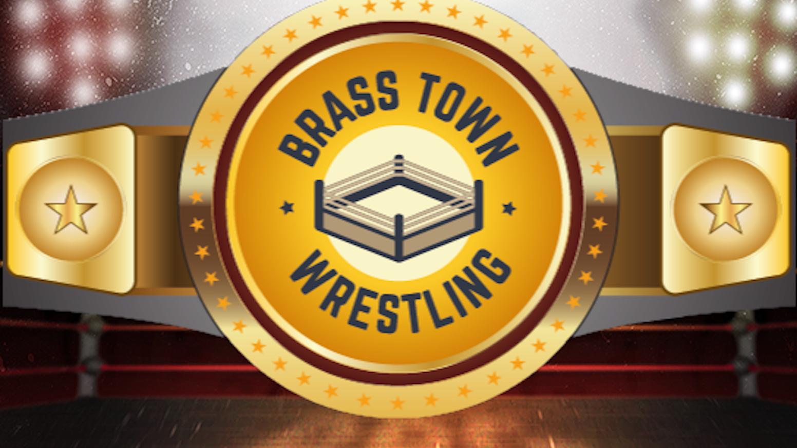 Brass Town Wrestling RPG by Mauro Amatosi — Kickstarter