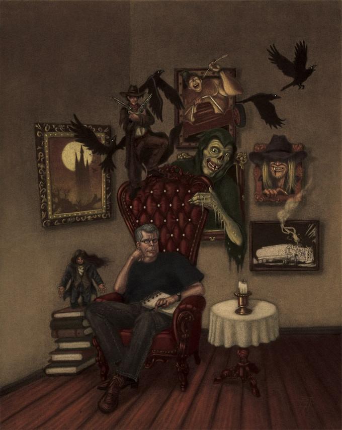 Art by Sebastian Gomez