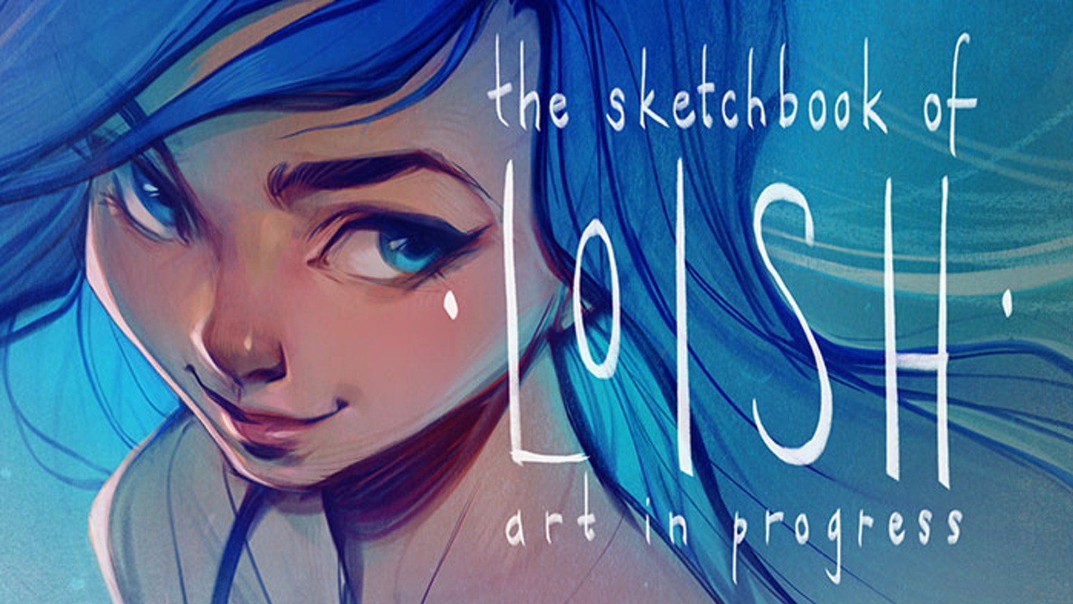 A beautifully presented art book featuring Loish's most dynamic and exploratory sketches, exclusive artwork, painting tips and insights