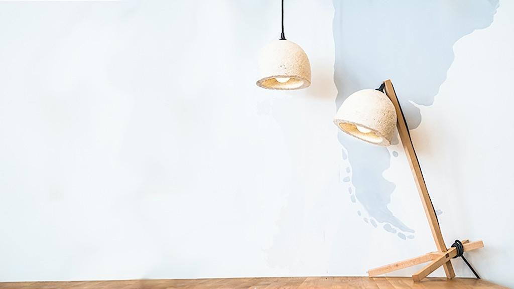 GROW: A Lamp YOU Grow from Mushroom Mycelium project video thumbnail