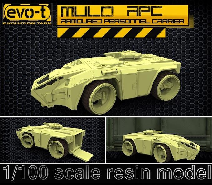 Mulo APC