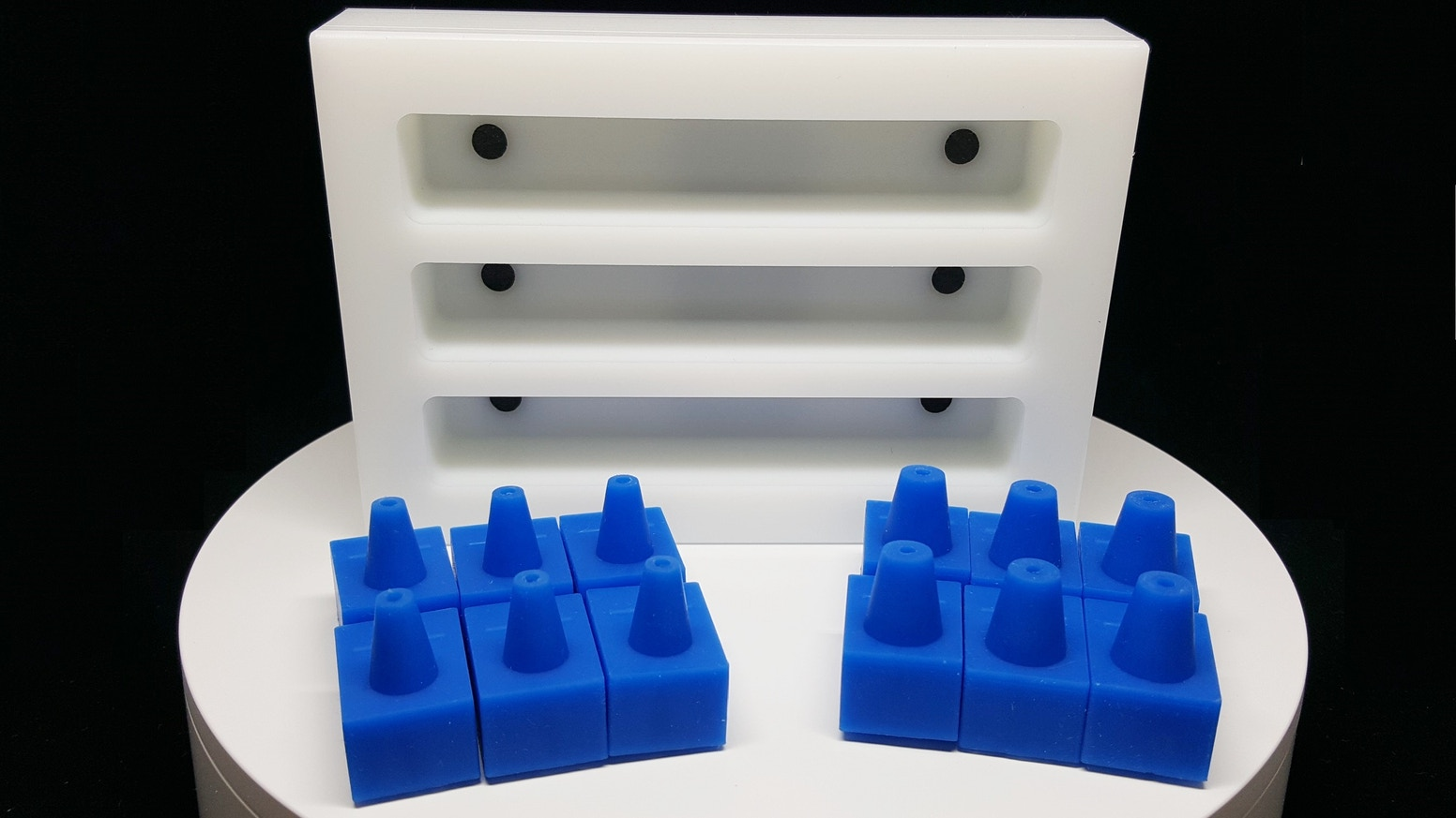 gator mold combo pen blank casting system by tom barron kickstarter