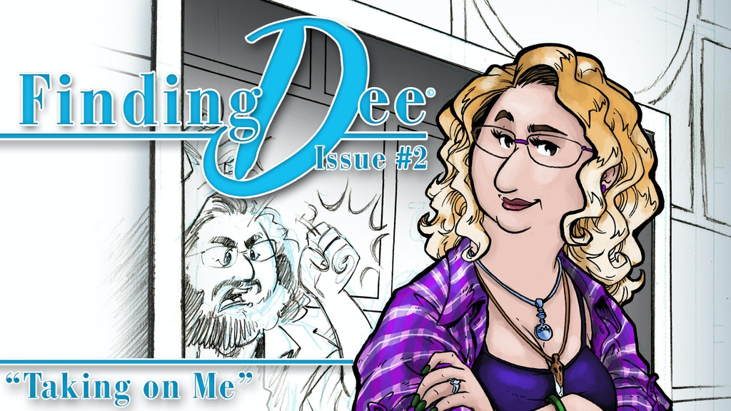 Finding Dee #2: Taking On Me - A Webcomic Compilation project video thumbnail
