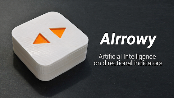 AIrrowy - Artificial Intelligence on directional indicators