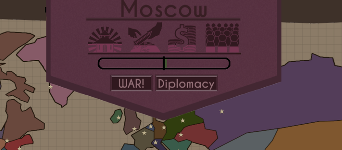Moscow likes us a little less now. :(