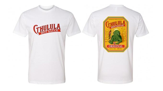 CTHULULA HOT SAUCE SHIRT