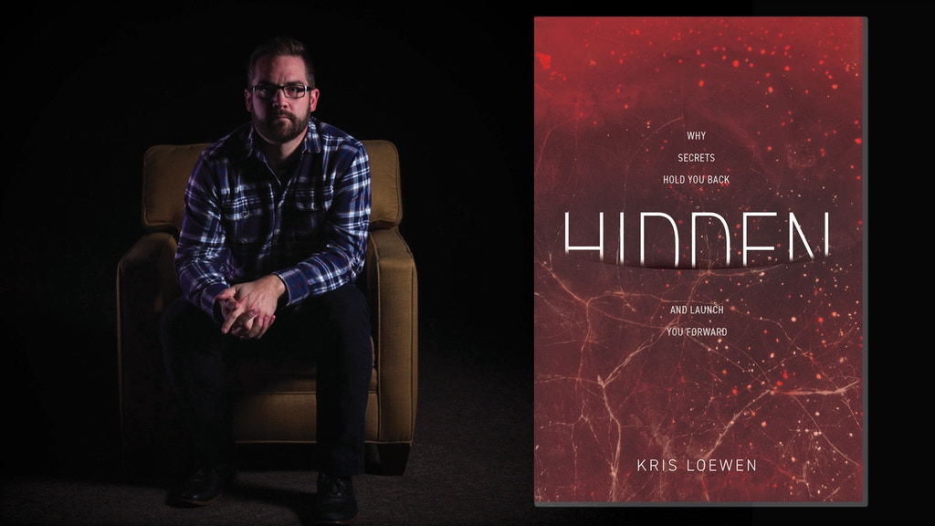 """Hidden"" - A Book about Secrets project video thumbnail"